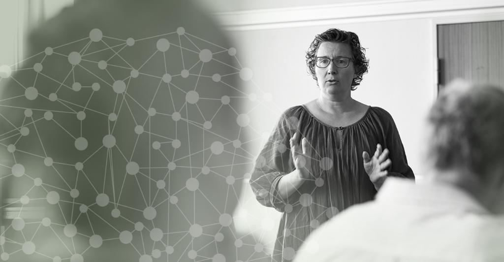 Anne Melsen - undervisning i neuropsykologi